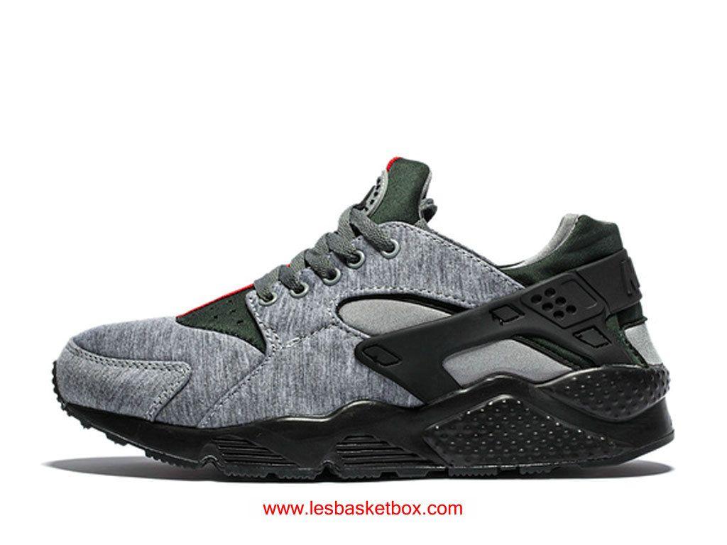 more photos 18ec9 75f97 Acheter Vendre Originals Chaussures Nike Air Gucci Huarache (Gucci Urh)  Gris Coleur Pour Homme
