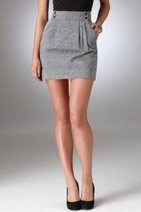 14c469578 faldas de diferentes modelos01   ❤️Look❤️ en 2019   Faldas ...