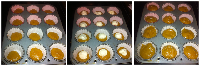 Pumpkin Cupcake Ghosties from a Box  from The TipToe Fairy