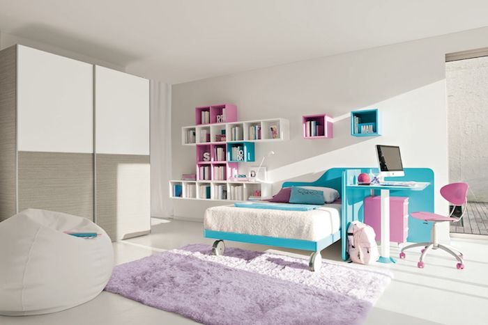 ▷ 1001 + Ideen für Jugendzimmer Mädchen Einrichtung und Deko Kids