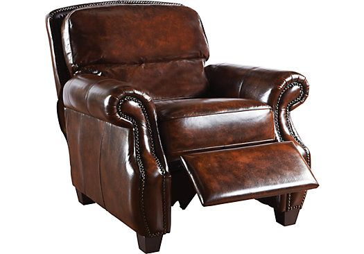 Warrick Recliner Four Walls And A Roof Leather Living