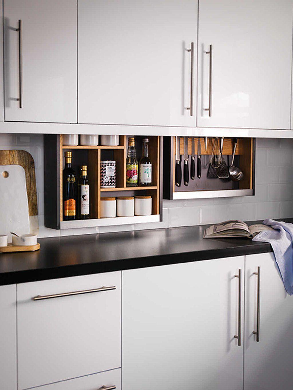 Magnet Kitchens MagnetUK   Hidden kitchen, Kitchen cabinet ...