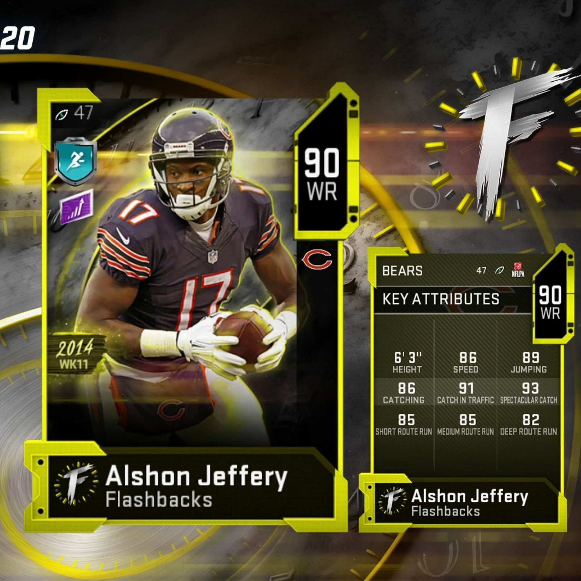 Madden 20 Flashbacks Alshon Jeffery And Demario Davis Madden Nfl Madden Davis