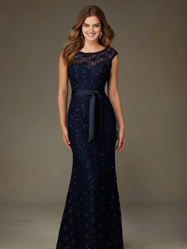 Best Blue Bridesmaid Dresses and Gowns 2016 | Lace, Lace ...