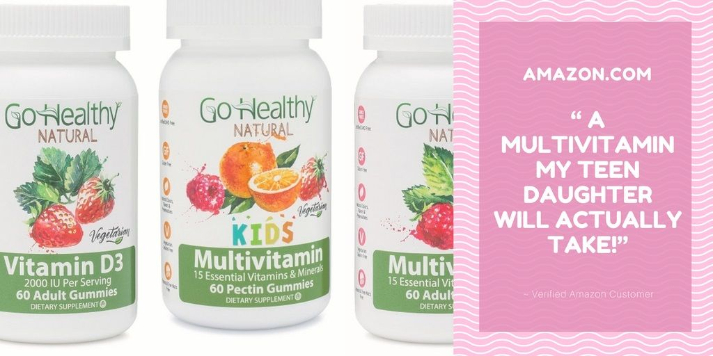 Pin by Go Healthy Natural on healthy | Vitamins for kids ...