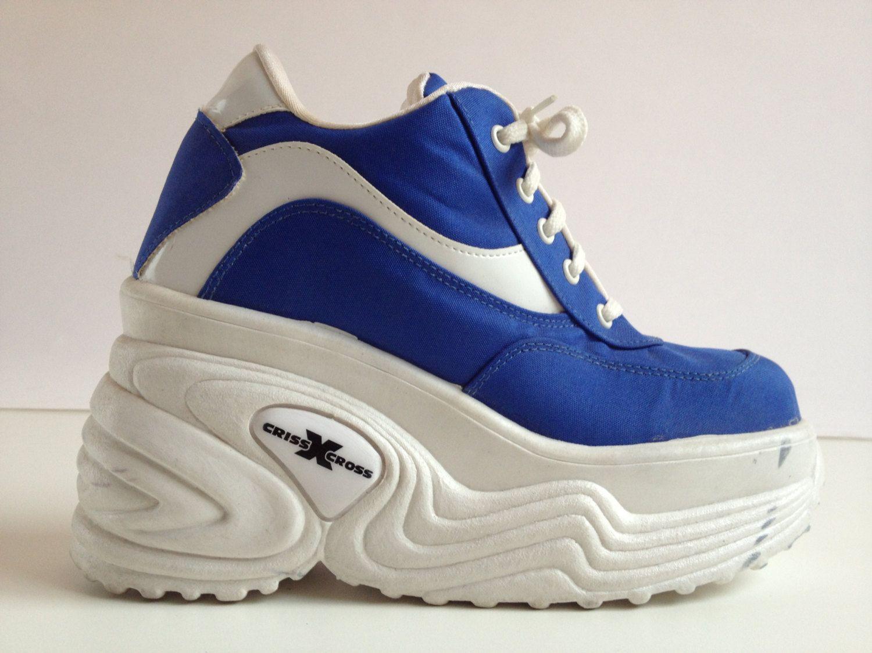 boat shoes, Platform sneakers
