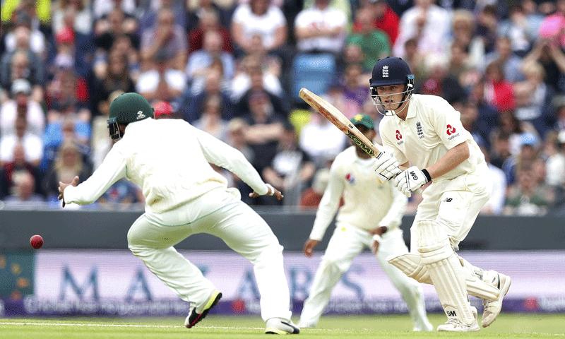England Take Control of Headingley Test Latest sports