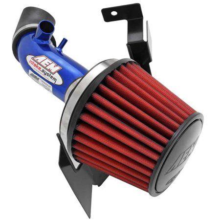 AEM 22-435B Blue Short Ram Intake System