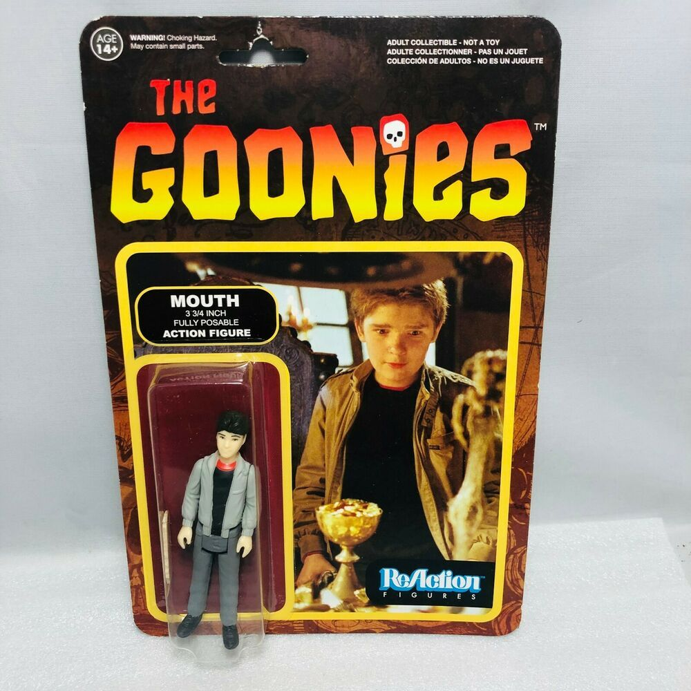 Funko ReAction The Goonies Mouth Action Figure