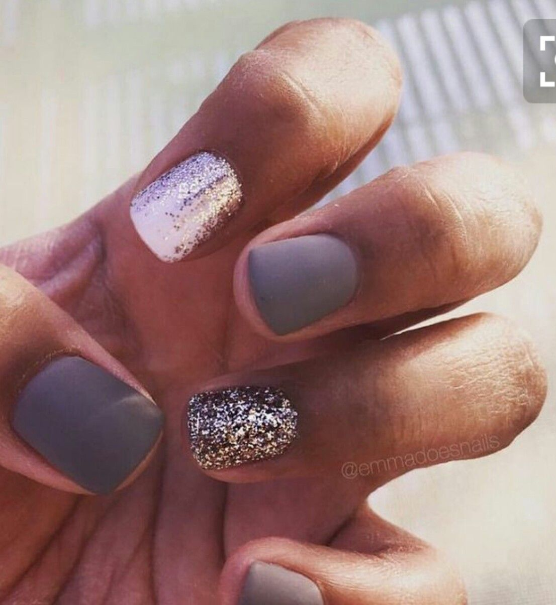 New Years nails ❤ | Beauty | Pinterest | Makeup, Hair makeup and ...