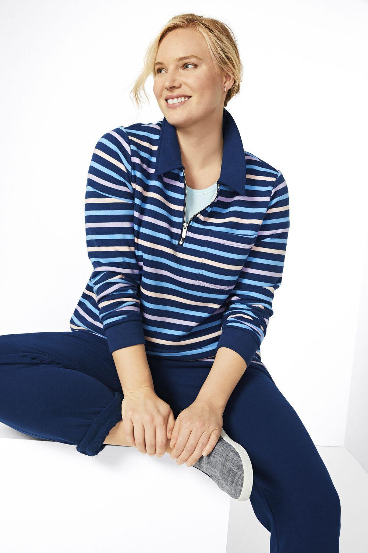 Women S Plus Size Long Sleeve Serious Sweats Quarter Zip Sweatshirt Lands End In 2021 Quarter Zip Sweatshirt Zip Sweatshirt Long Sleeve [ 1500 x 1000 Pixel ]