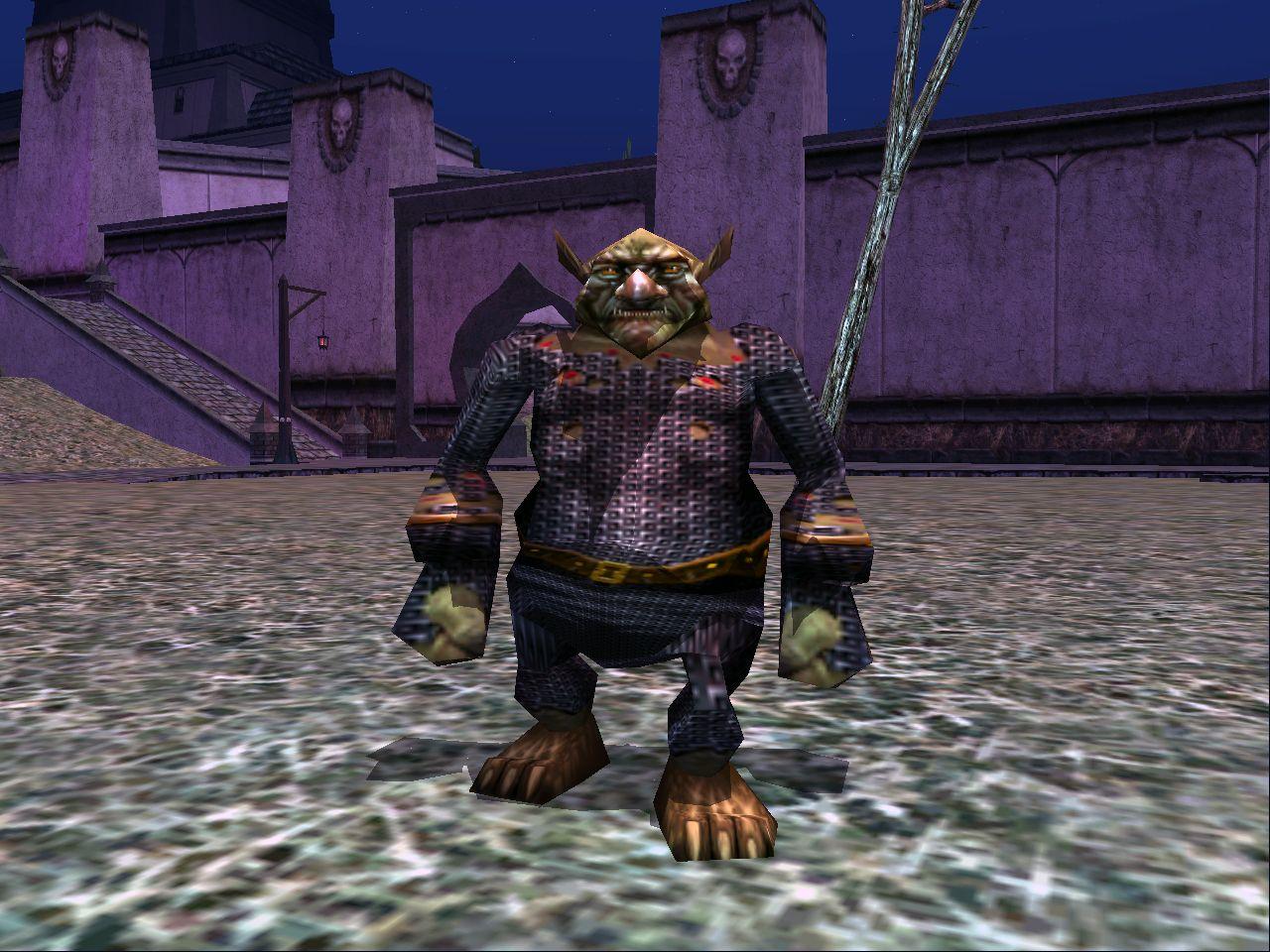 Everquest Troll Warrior