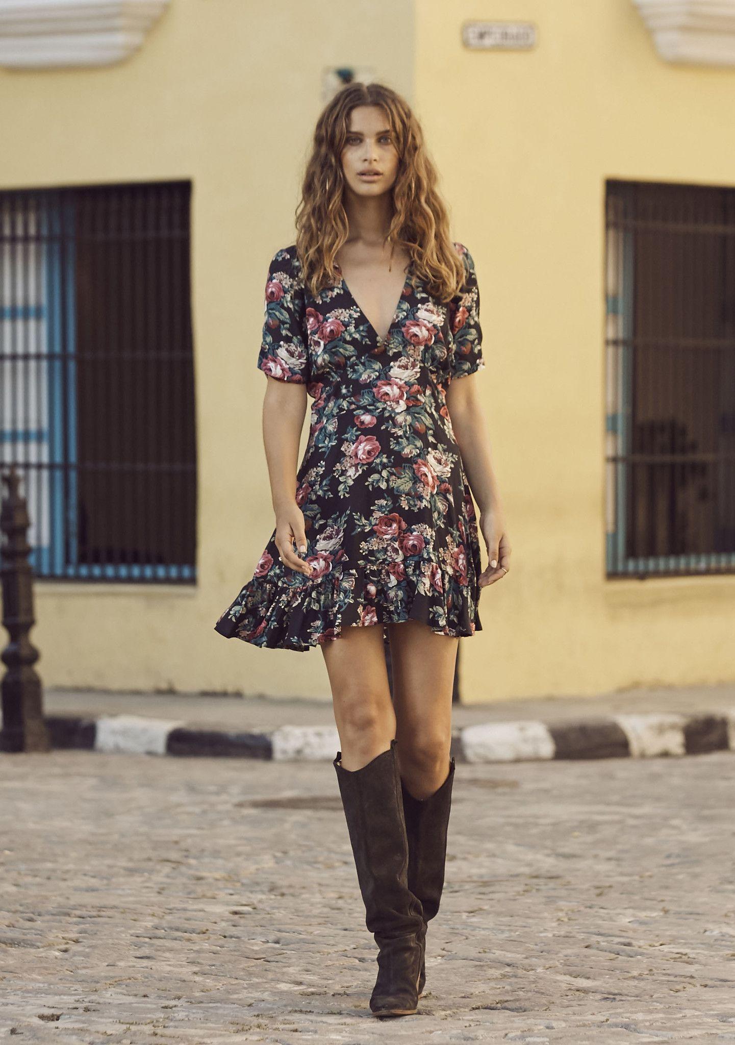 4b0dffc8b134 Stevie Play Dress Vintage Heart Black | wish list | Vintage dresses ...