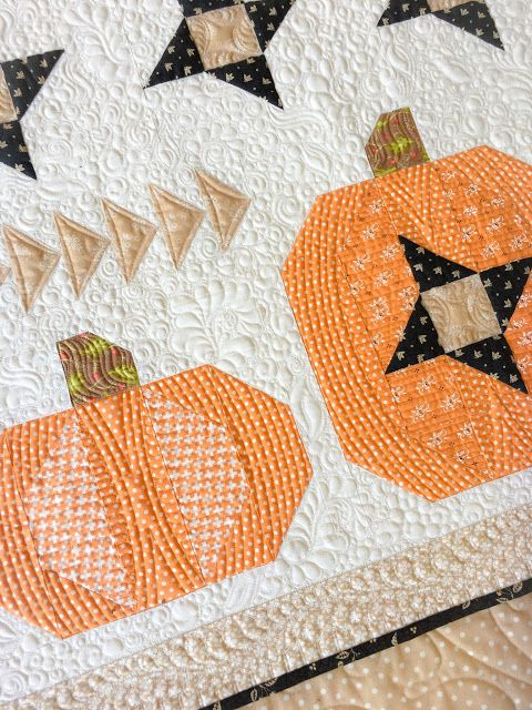 Carried Away Quilting Pumpkin Quilt Pattern Fall Quilts Fall Quilt Patterns