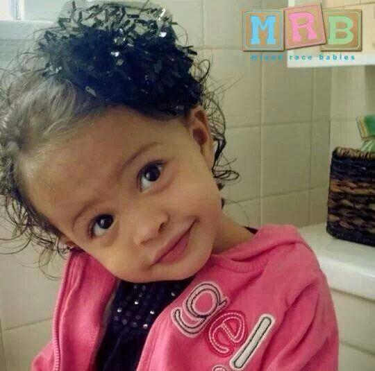Caucasian & african american | Beautiful Mixed Race Babies ...