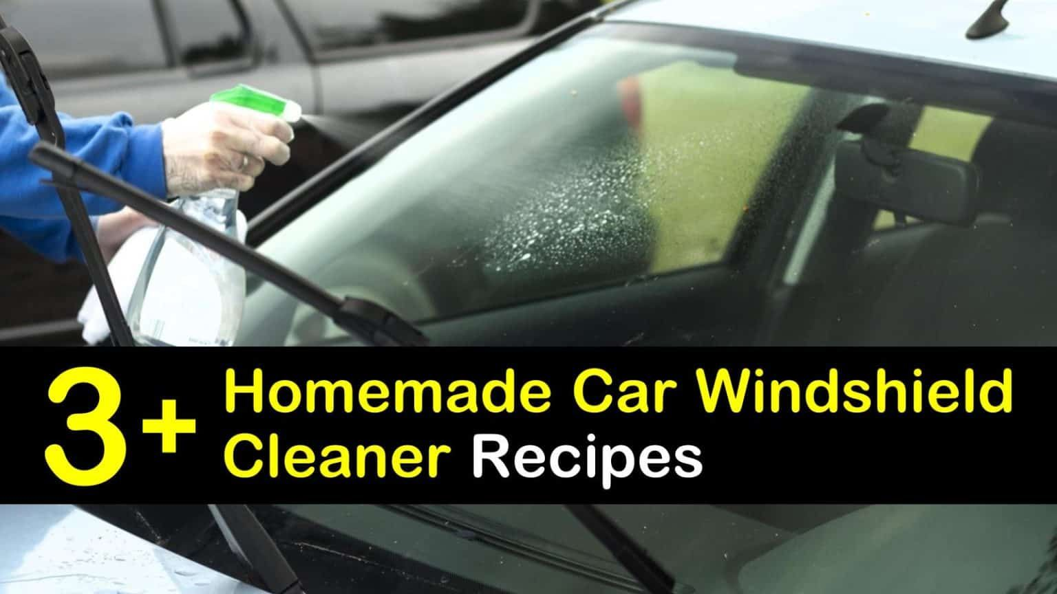 Pin on Windshield cleaner