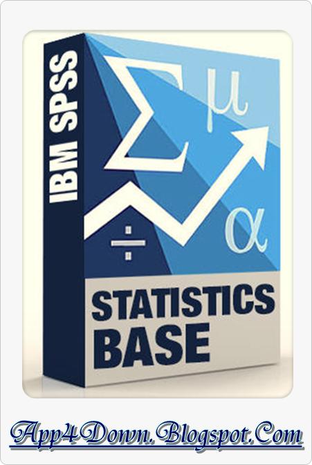 ibm spss statistics base 22.0 serial