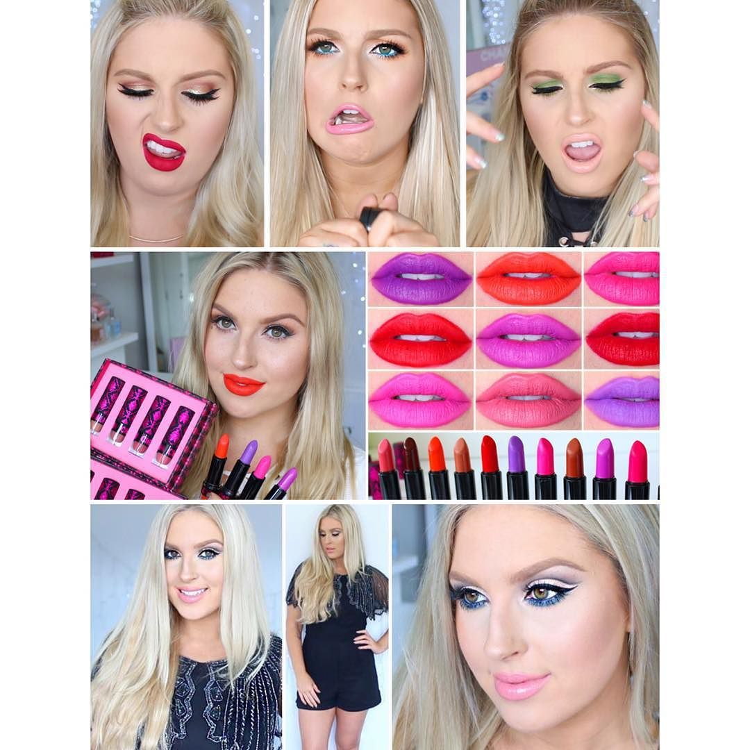 I hope you enjoyed this weeks videos! YouTube.com/shaaanxo tag a friend who loves makeup! #shaaanxo
