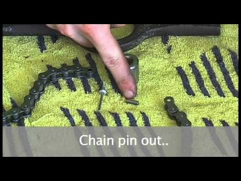How To Remove Add Chain Link Without Chain Tool Youtube