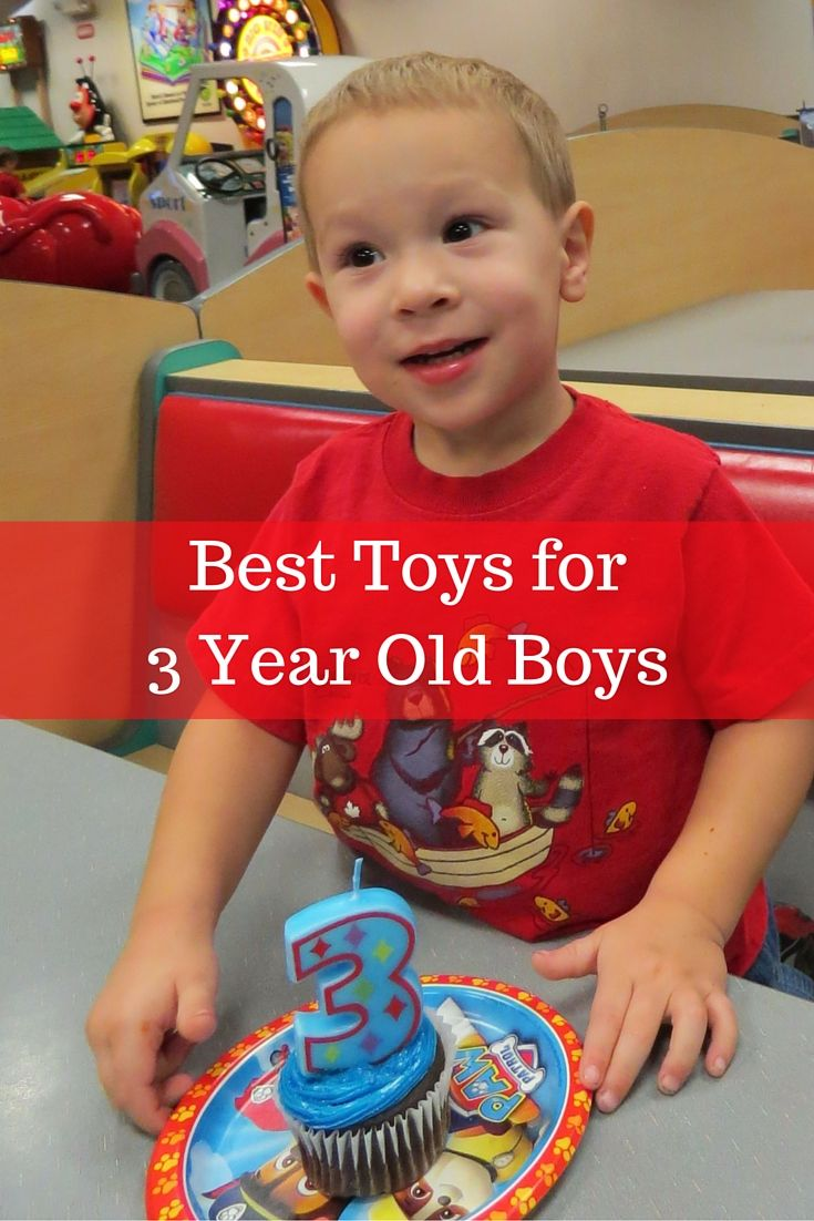 Best Toys For 3 Year Old Boys 2019 - Our Top Picks