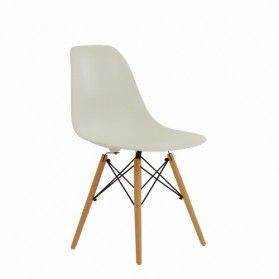 Eames DSW Replica Dining Chair White Hipster Home Decor