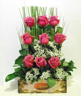 Arreglos Florales Para El Dia De La Madre Centros De Mesa