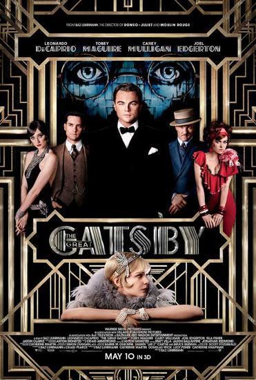'The Great Gatsby (Leonardo DiCaprio, Carey Mulligan, Tobey Maguire) Movie Poster' Masterprint - | AllPosters.com