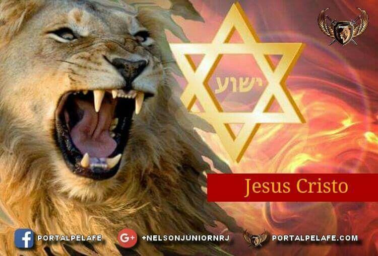 ea39cba13 O Leão da tribo de Judá! facebook.com portalpelafe www.portalpelafe.com   PortalPelaFé