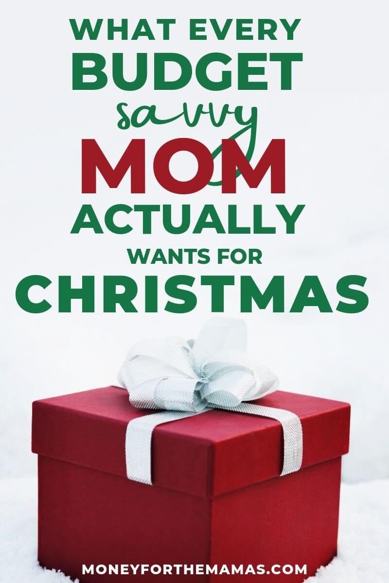 The Foolproof Answer To What Do I Want For Christmas Best Gifts For Mom Best Gifts Savvy Mom