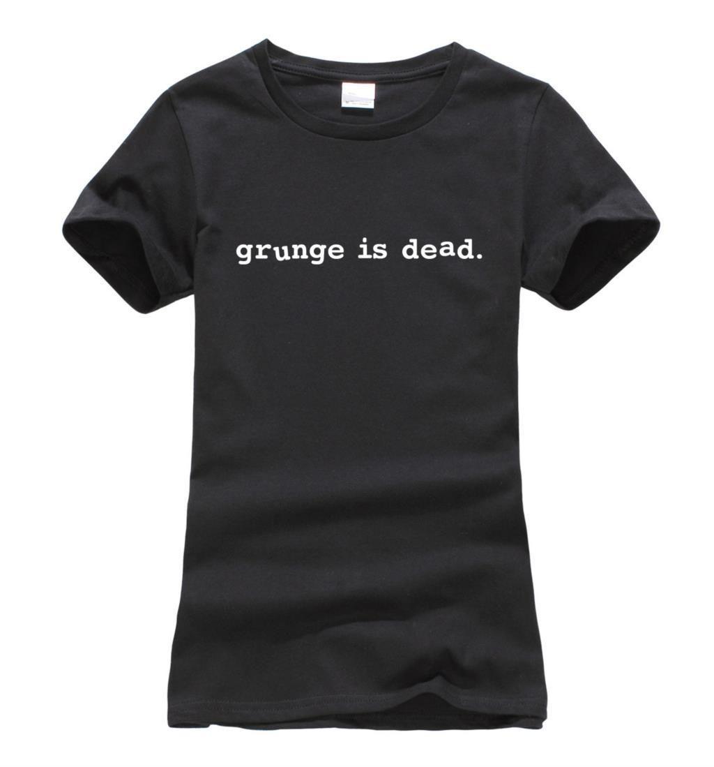 grunge is dead Women 2017 summer style T-shirt drake fashion brand harajuku tee shirt femme funny hip hop hipster punk slim Tops $17.99  https://goo.gl/KZccSJ   #fun #style #fashion #me #christmaspresents #moms #shoppingwebsites #cool #birthday #giftsfordad #christmaspresent #giftideas #birthdaypresents #idea #instastyle