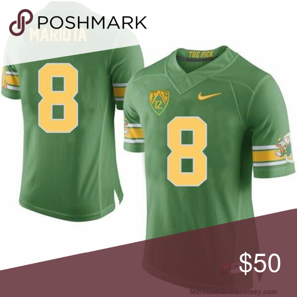 buy popular 96930 11f22 Marcus Mariota Throwback Jersey - Small Bought the wrong ...