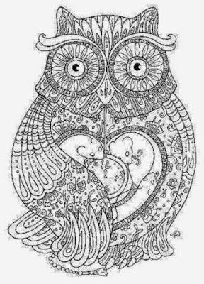image relating to Printable Owl Coloring Pages for Adults named Totally free Coloring Sheets For Grownups Absolutely free Coloring Sheet