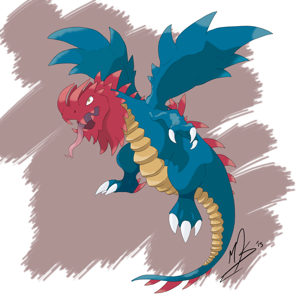Mega druddigon google search pokemon pinterest pokémon
