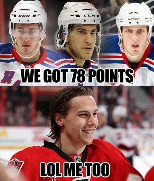 Hahahahahaha I love Erik Karlsson so much