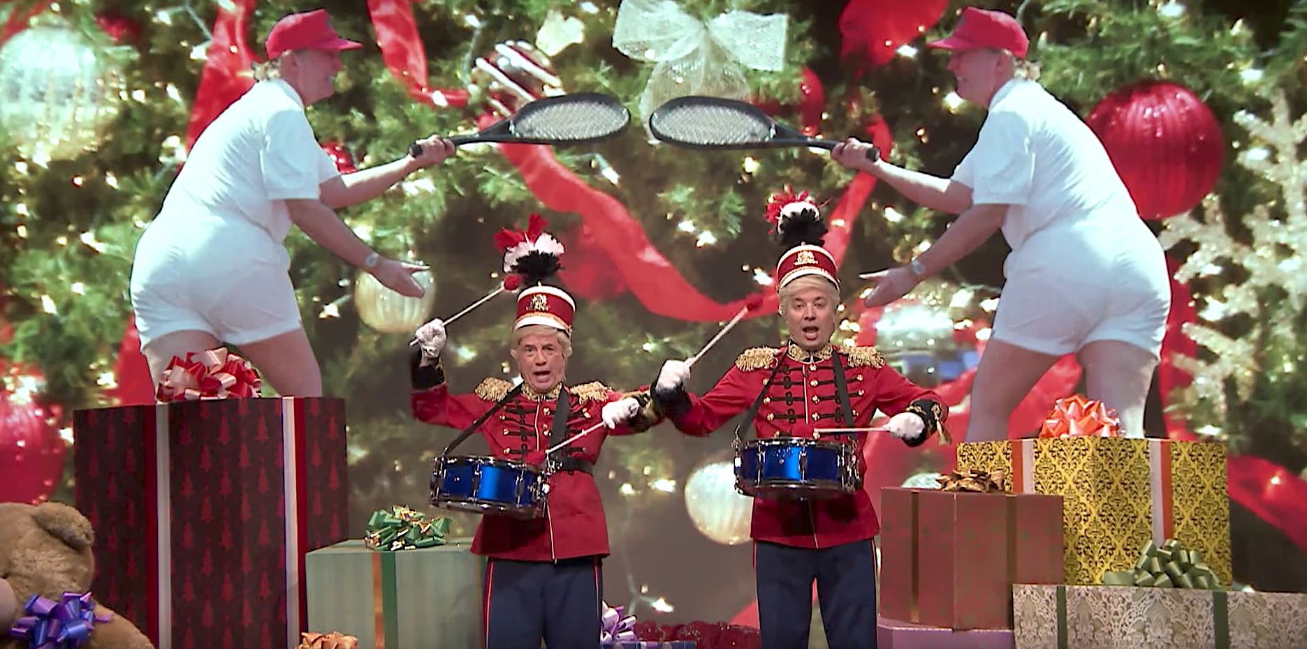 Jimmy Fallon And Martin Short Give Classic Christmas Song A Scary ...