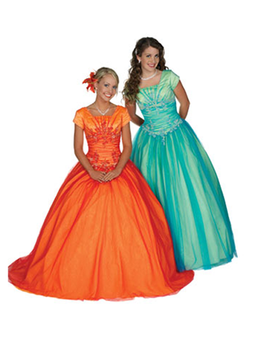 mormon prom dresses | Modest Prom Dresses « The Yellow Rose Bridal Shop