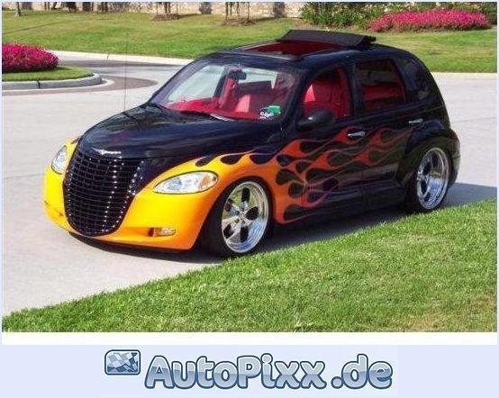 Hot Pt Cruiser With Images Chrysler Pt Cruiser Chrysler