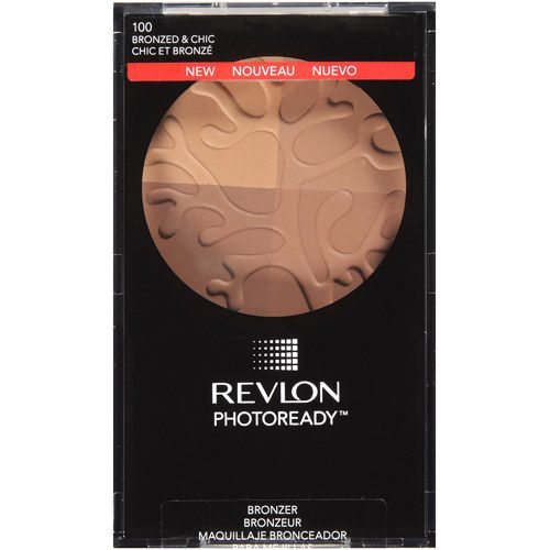 Revlon PhotoReady Bronzer, 100 Bronzed & Chic: Makeup : Walmart ...