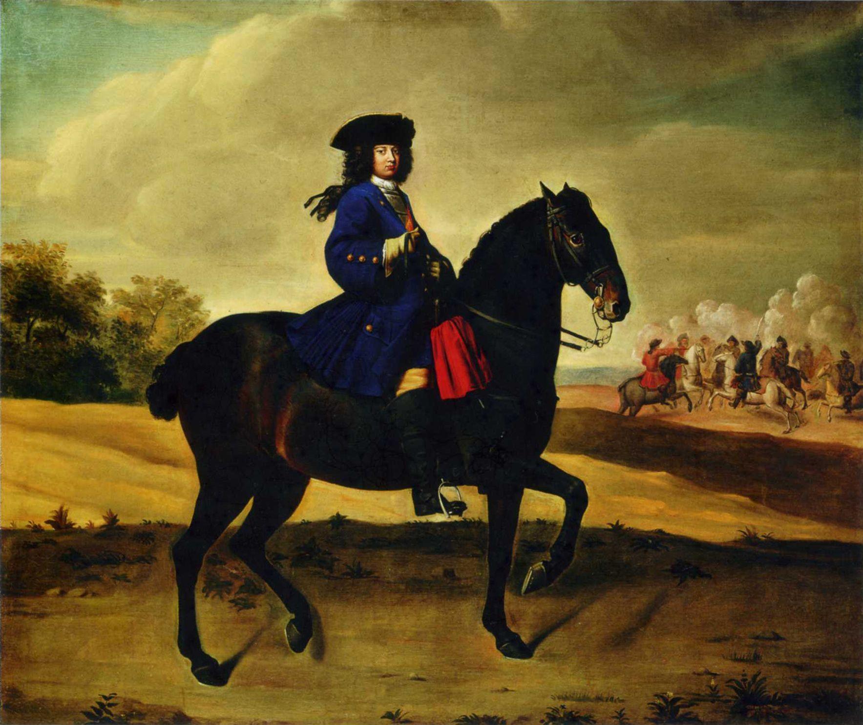 Friedrich Wilhelm I of Prussia