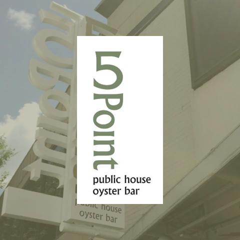 5 point public house oyster bar