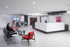 DTZ - La Jolla Offices