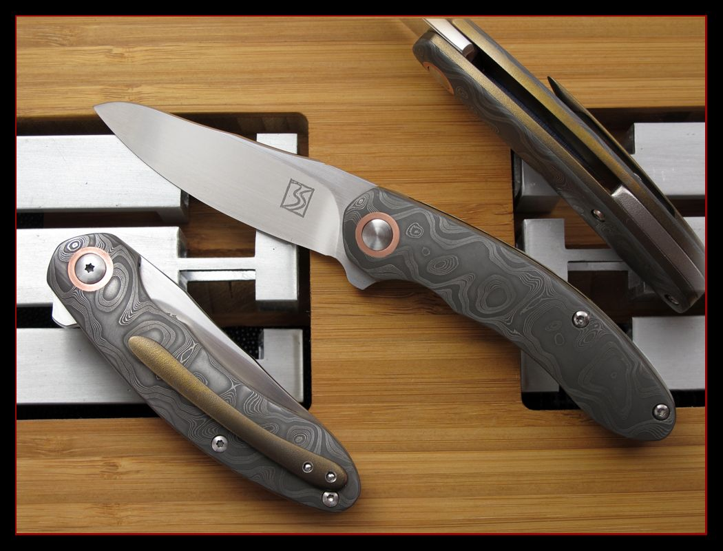 Knifepics By Brad Southard Knives Tools Damascus