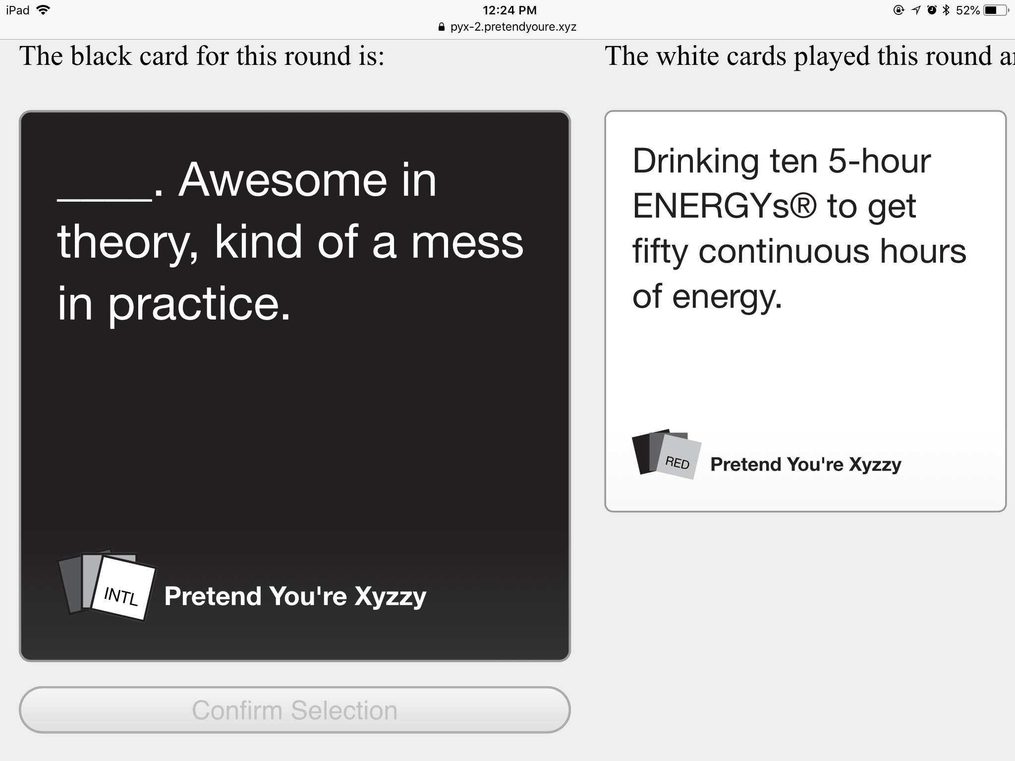 23 My Real Cards Against Humanity Games Ideas Humanity Game Cards Against Humanity Game Option