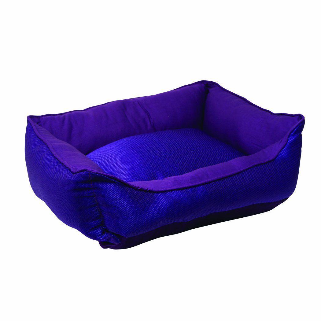 Dogit Style Cuddle Dog Bed Purple Glam | Dog bed Cuddle ...