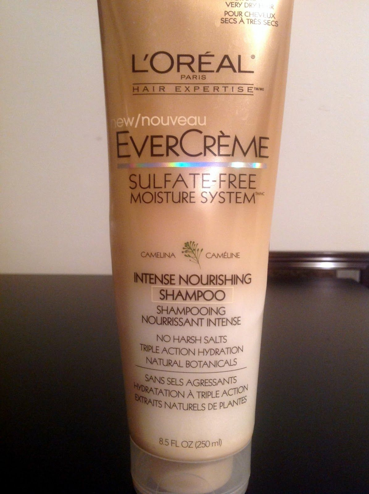 Loreal Ever Cream Sulfate Free Shampoo Review And Some Info About Sulfates Correct Link