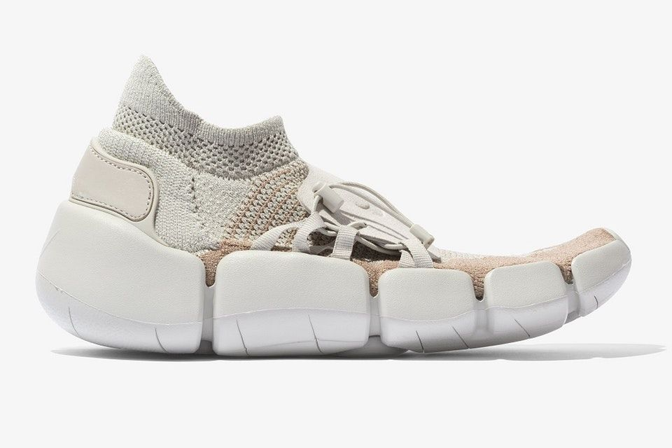 Nike Delivers A Tan Take On The Footscape Flyknit Dm Footwear