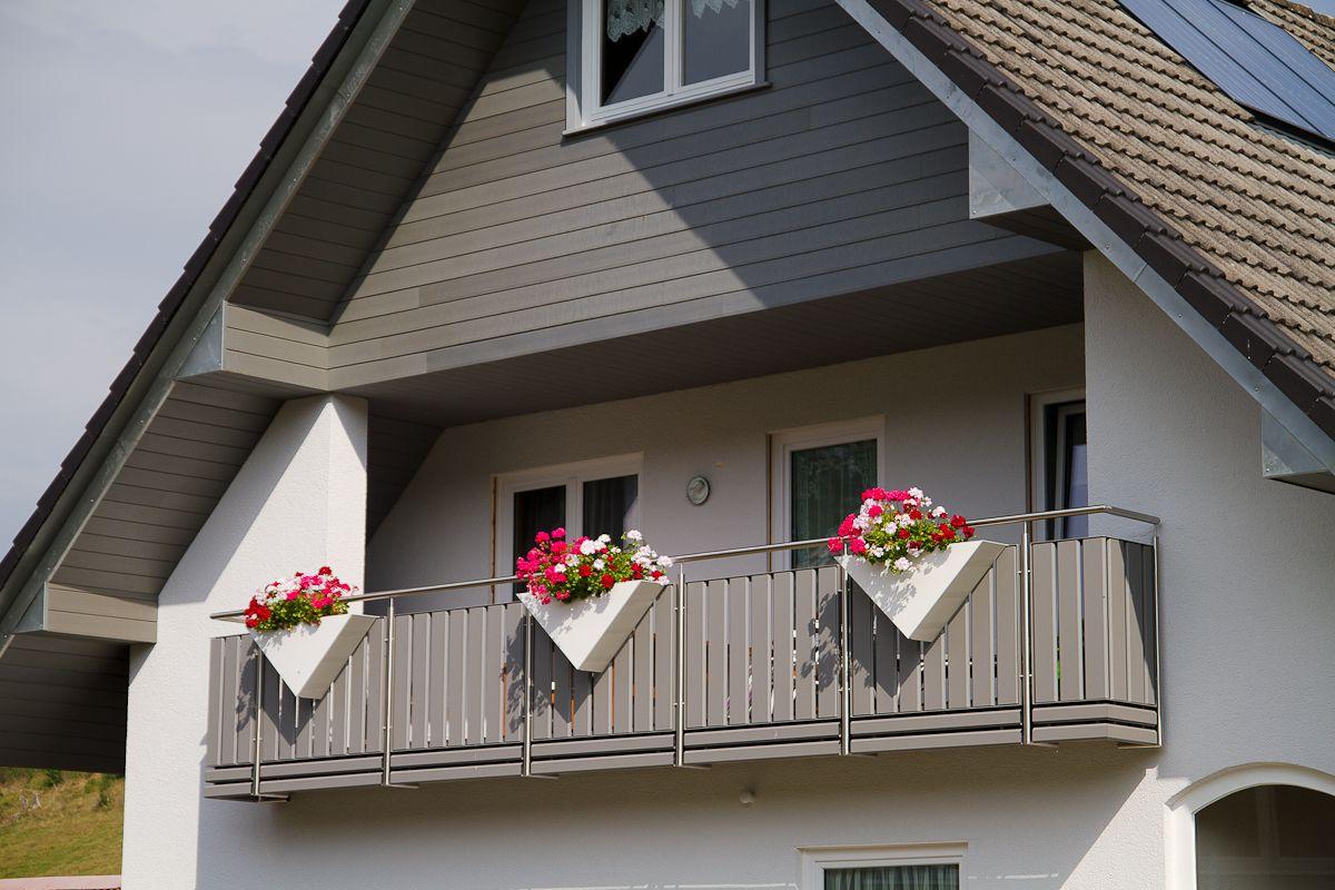 GELÄNDER | Wittmer Metallbau | Balkon | Pinterest | Metallbau ...