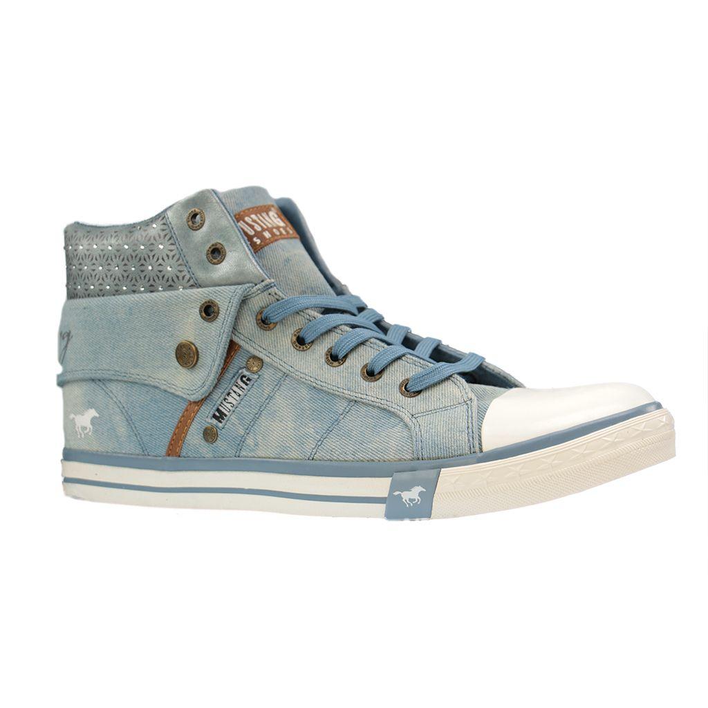 3a9616d7d572 1146 1146 Xxl Mustang In In In Blau 514 Übergrößen Sneaker Damen Schuhe  qAd1wdXZ