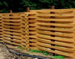 Забор вертикальный плетеный из досок своими руками фото 762