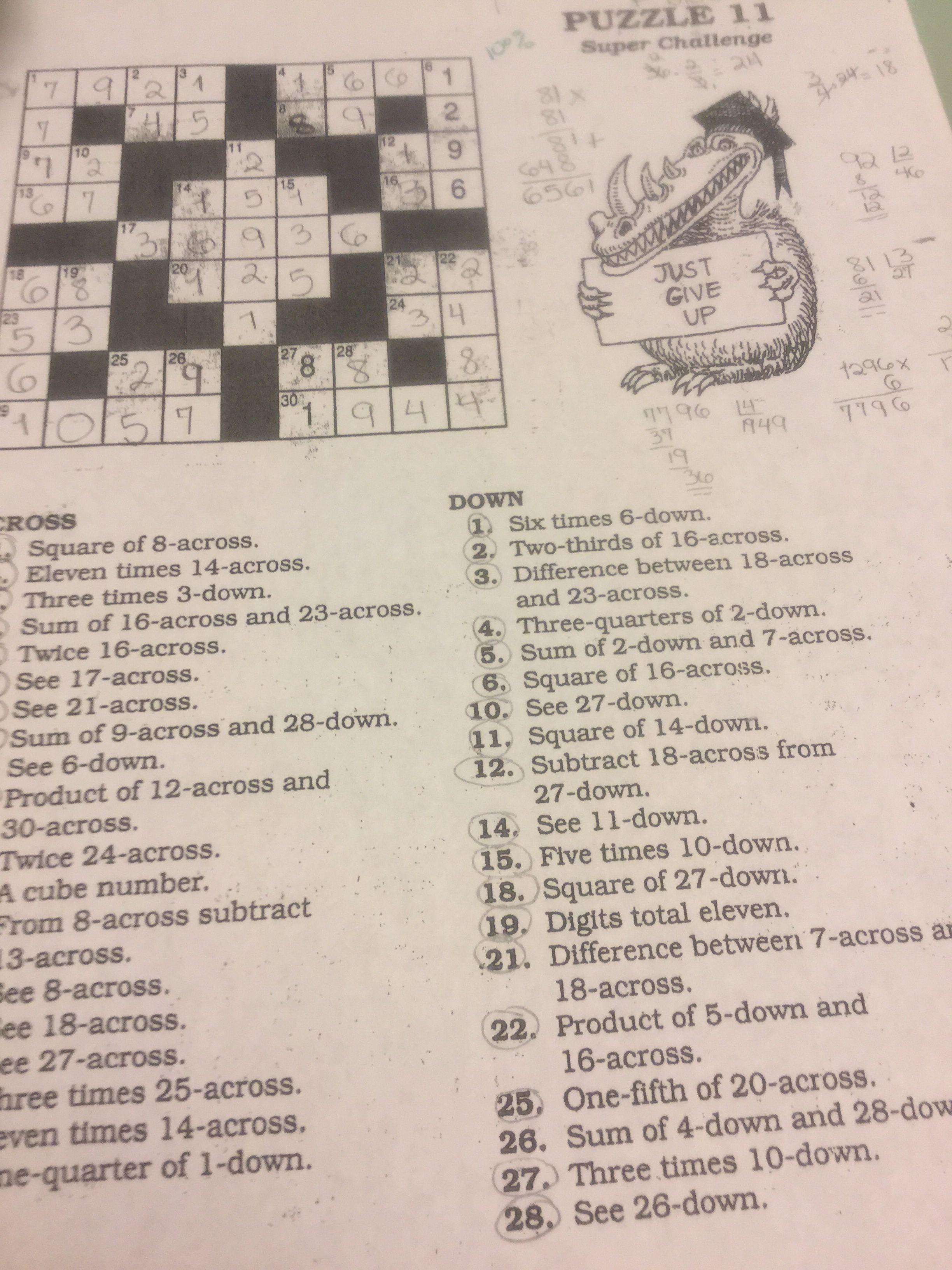 Puzzle 11
